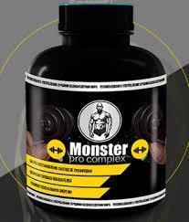 MONSTER PRO COMPLEX (Монстер Про Комплекс) - средство для роста мышц