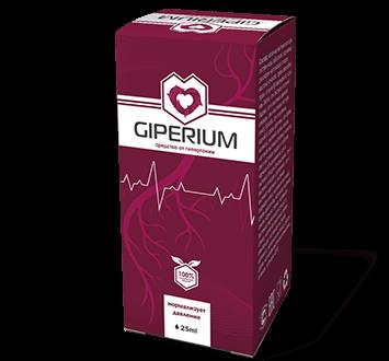 Giperium (Гипериум) - капли для нормализаци артериального давления