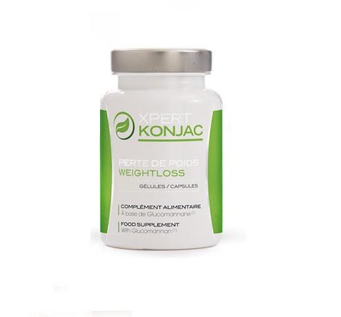 XpertKonjac (Эксперт Конджак)- капсулы для похудения