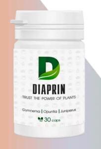 Diaprin (Диаприн)- капсулы от диабета