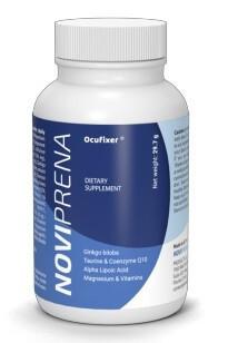 NoviPrena (НовиПрена)-капсулы для улучшения зрения