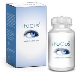 IFocus (АйФокус)- капсулы для улучшения зрения