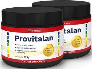 Provitalan (Провиталан) - капсулы для повышения активности