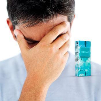 Урофлексицин - капли от простатита