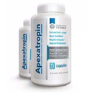 APEXATROPIN (Апексатропин) - капсулы для потенции