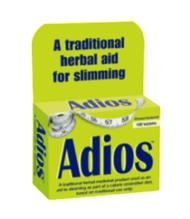 Adios (Адиос) - капсулы для похудения