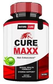 Cure Maxx (Кьюр Макс)- капсулы для потенции
