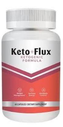 Keto Flux (Кето Флакс) — капсулы для похудения
