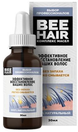 Bee Hair (Би Хайр) - средство для восстановления волос