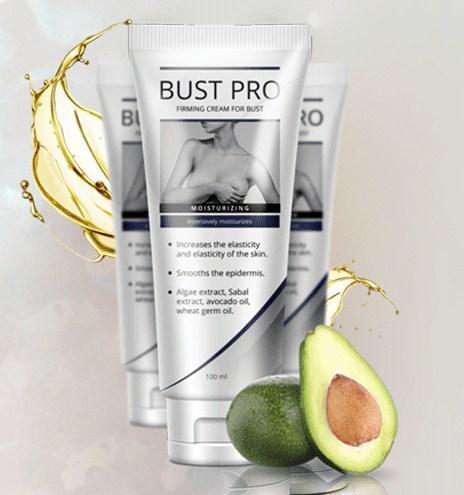 Bust PRO (Бюст ПРО) - крем для груди