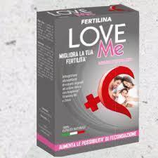 Fertilina LoveME (Фертилина ЛавМи)- капсулы для повышения женской фертильности