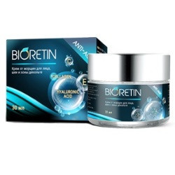 BIORETIN (Биоретин) - крем от морщин для лица