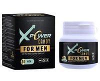 Xpower Candy (Икспаувер Кенди)- капсулы для увеличения мужской силы