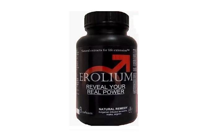 Erolium (Эролиум)- капсулы для улучшения потенции и получения мгновенной эрекции