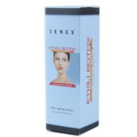 Jenex Botox (Дженекс Ботокс) - омолаживающий крем