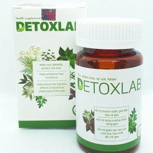 Detoxlab (Детокслаб)- капсулы от паразитов