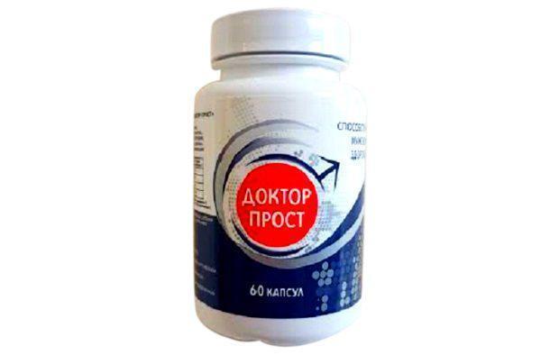 Доктор Прост – капсулы от простатита