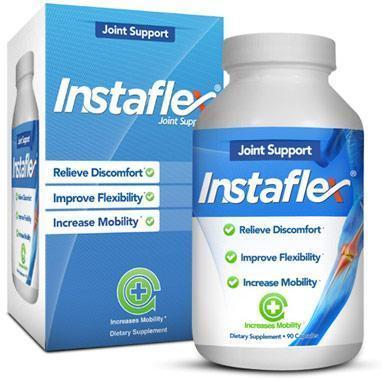 Instaflex (Инстафлекс) - капсулы от боли в суставах