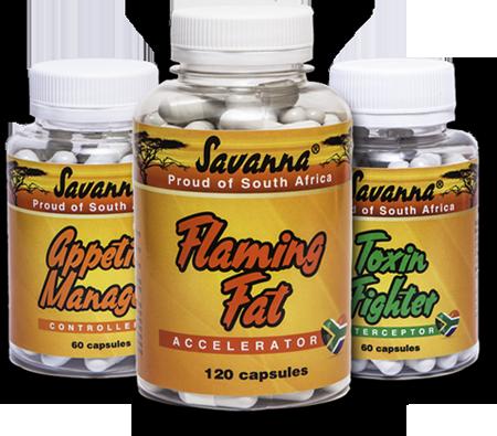 Savanna Fat (Саванна Фэт) - капсулы для похудения