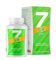 7 Slim Active (7 Слим Актив) - капсулы для похудения