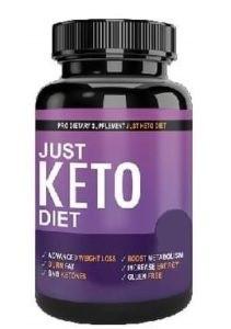 Just KetoDiet (Джаст Кето Дайет)- капсулы для похудения