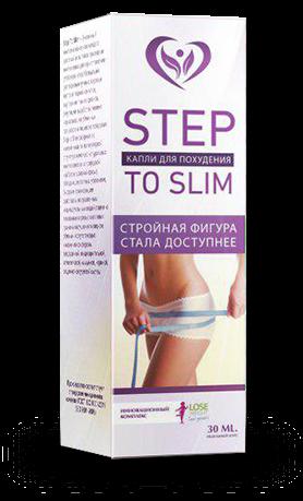 StepToSlim (СтепТуСлим) - капли для похудения