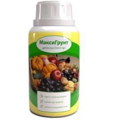 Максигрунт - средство для обильного урожая