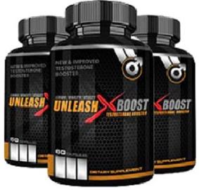 Unleash X Boost (Анлиш Икс Буст) — капсулы для повышения потенции