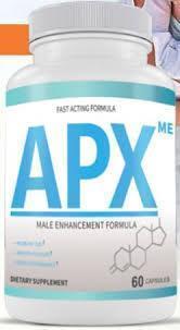 APX (ЭйПиИкс) - капсулы для потенции