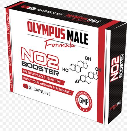 Olympus NO2 Booster (Олимпус ЭнО2 Бустер) - капсулы для роста мышц
