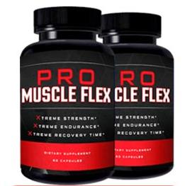 Pro Muscle Flex (Про Мускул Флекс)- капсулы для роста мышечной массы