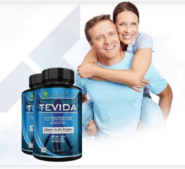 Tevida Testosterone (Тевида Тестостерон)- капсулы для роста мышечной массы