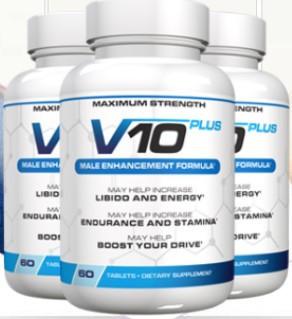 V10 Plus (Ви10 Плас) - капсулы от простатита