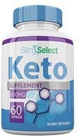 Slim Select Keto (Слим Селект Кето) капсулы для похудения