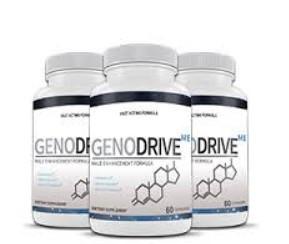 GenoDrive (ГеноДрайв) - капсулы для потенции