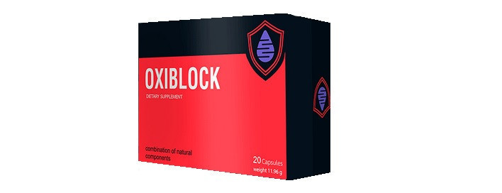 Oxiblock (Оксиблок) - капсулы от алкогольной зависимости