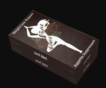 Sweet Black (Свит Блэк) - капсулы для похудения