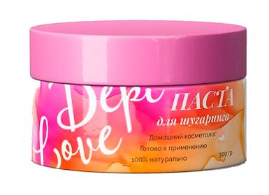 DepiLove (Депилав) - паста для шугаринга