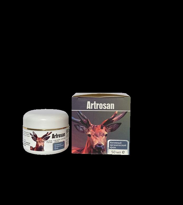 Artrosan (Артросан)- крем для здоровья суставов