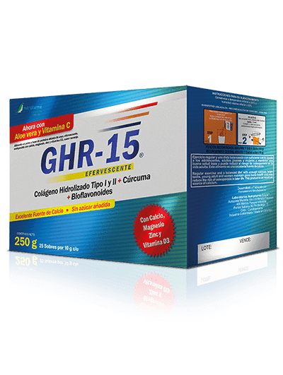 GHR-15 (ДжиЭйчАр-15)- капсулы для суставов