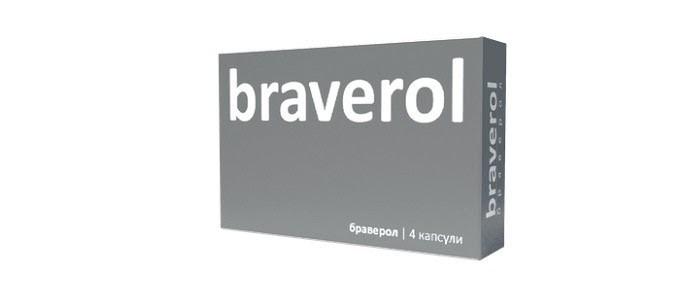 Braverol (Браверол)- капсулы для потенции
