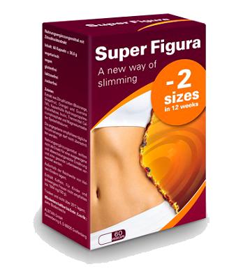 Super Figurа (Супер Фигура) - капсулы для борьбы с лишним весом