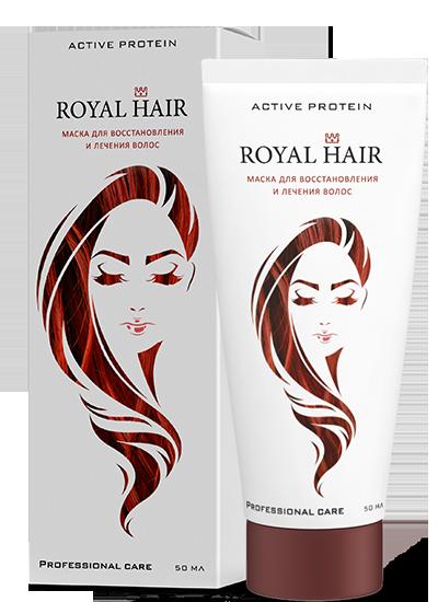Royal Hair (Роял Хэйр) - средство для восстановления волос