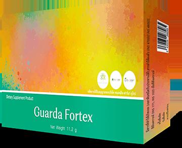 Guarda Fortex (Гуарда Фортекс) - капсулы от аллергии