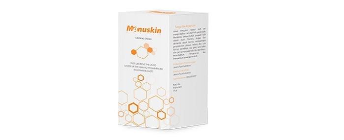 Manuskin Active (Манускин Актив) – капсулы для устранения псориаза