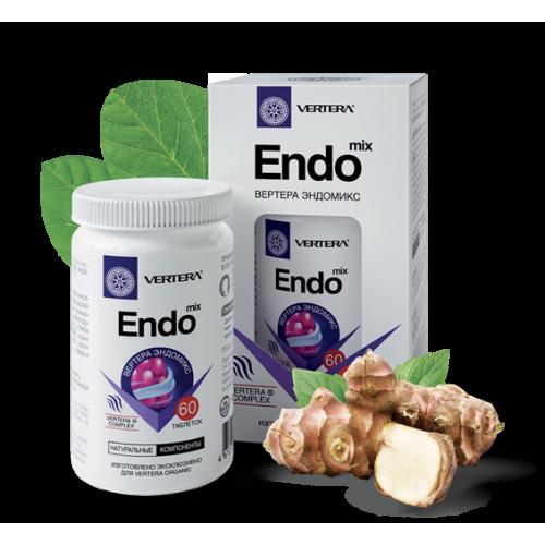 Vertera Endo Mix (Вертера Эндо Микс) - капсулы для улучшения эндокринной системы