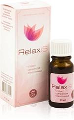 Relaxis (Релаксис) - капли для снятия напряжения и крепкого здорового сна