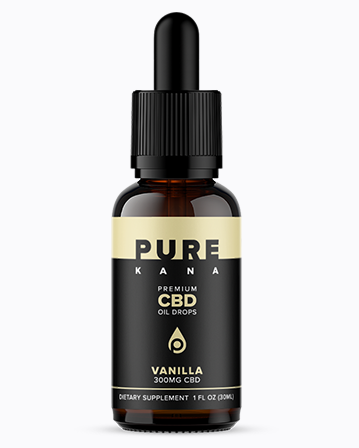 Vanilla CBD Oil