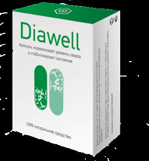 Diawell (Диавел) - капсулы от диабета
