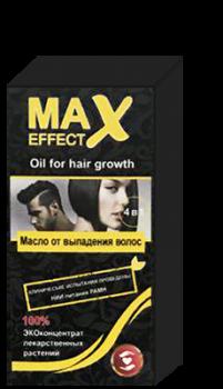 Max Effect (Макс Эффект) – масло для бороды и волос